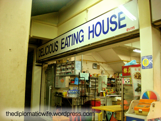 Delicious Eating House – Singapore