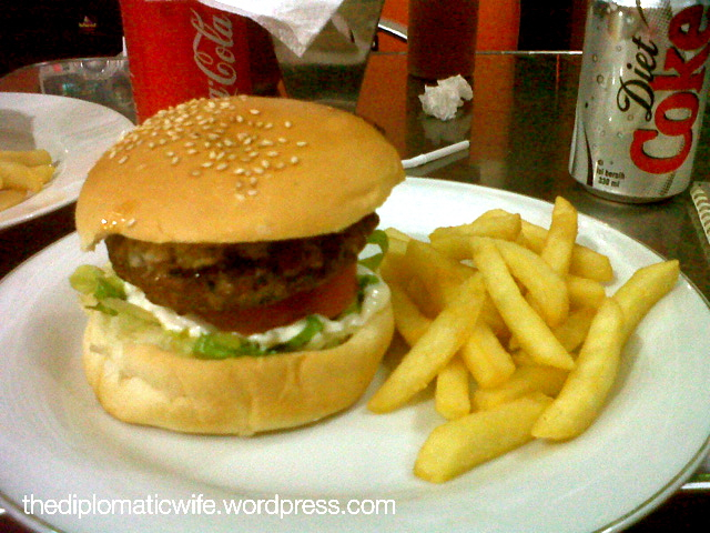 BALI BITES: Jef Burgers