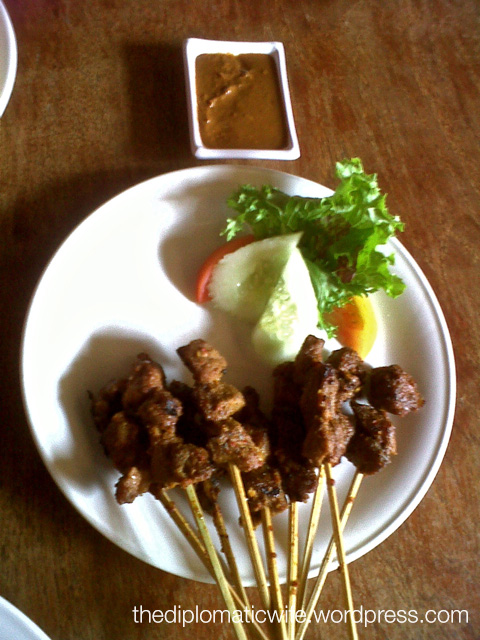 Made's Warung Pork Sate