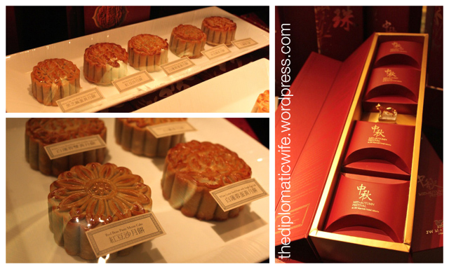 JW Marriott Mooncakes