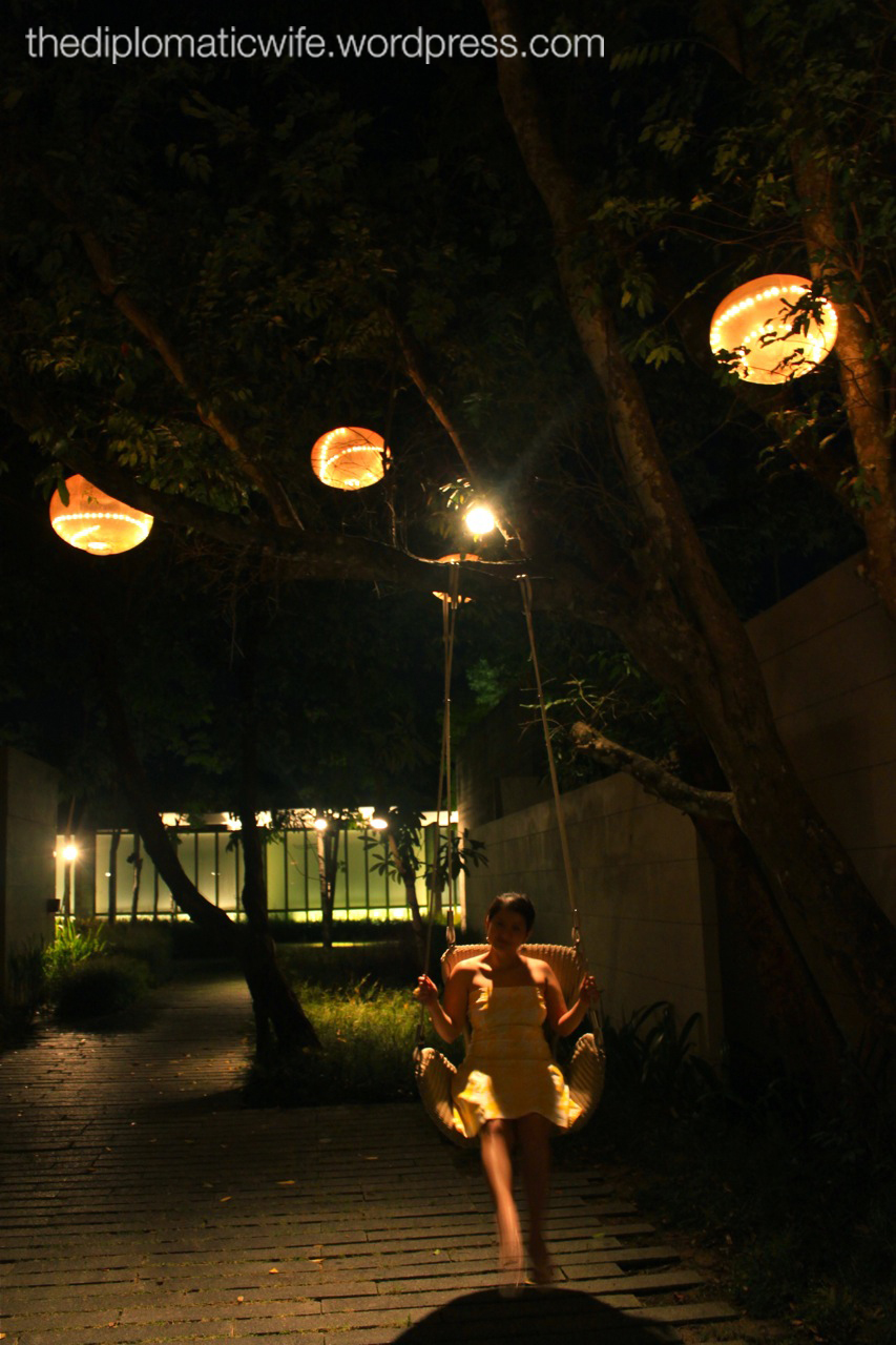 Swinging evening at Sala Phuket Thailand