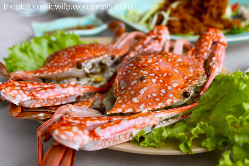 PHUKET TRAVEL DIARIES: Fresh seafood at Phong Phang – Palai Bay