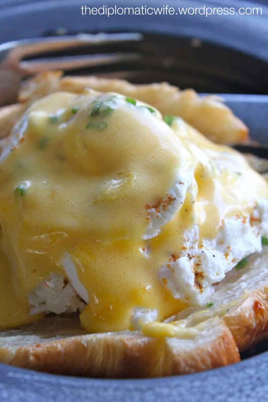 New Orleans with Hollandaise Sala breakfast - Phuket Thailand