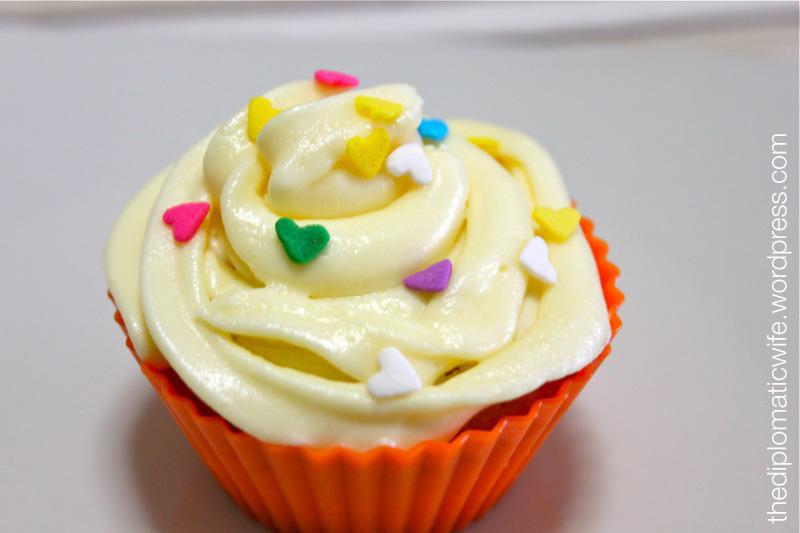 Magnolia Bakery Vanilla Cupcakes