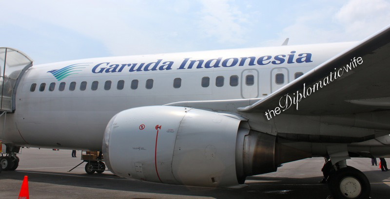 Flee Fly Flew -œˆ Garuda Airlines & Lombok Airport