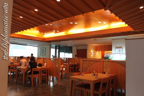 Japanese Resto in Hotel Nikko Kuala Lumpur