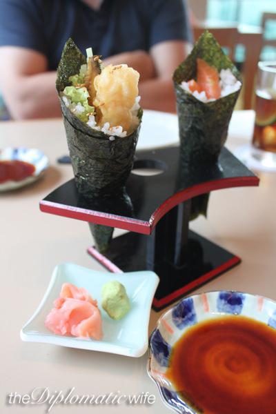 Japanese Resto in Hotel Nikko KL
