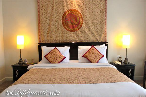 Our room in Phoenix Hotel Yogyakarta