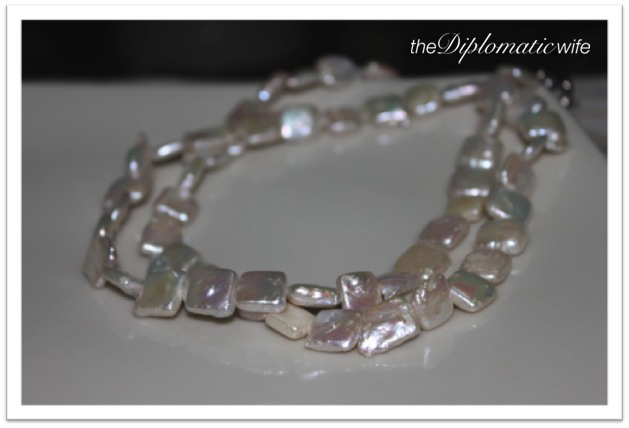 Pearl Necklace from Gemstone Market Pasar Rawa Bening