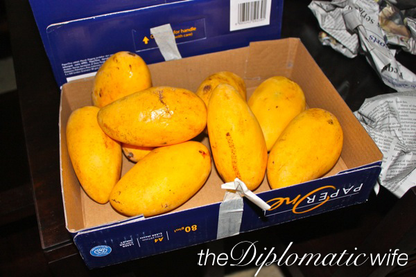 MANILA FINDS: The sweetest mangoes in the world!