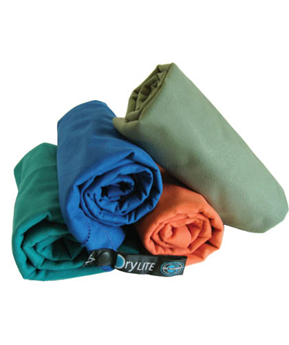 Easy to Pack Yet Absorbent Travel Towels