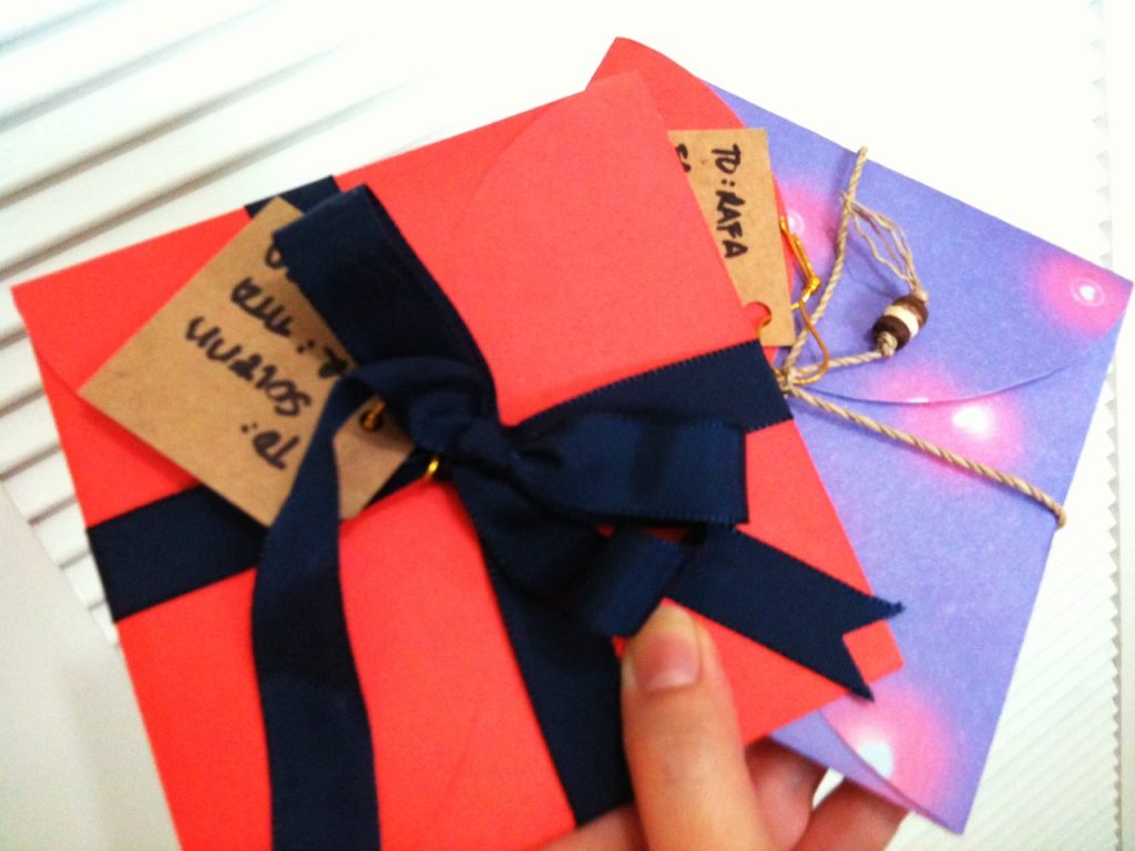 diy cd envelopes