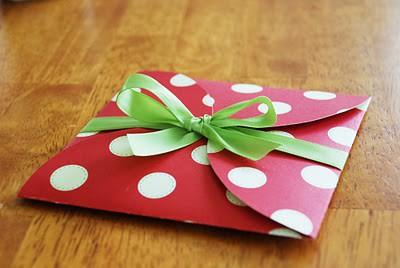 DIY CD Labels and Envelope