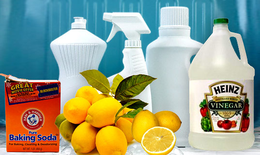 Non-Toxic Home Cleaning Tips