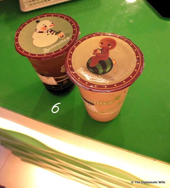 Serenitea Milk Tea Madness