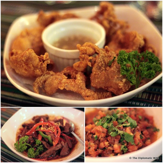 MANILA EATS: Cafe Juanita Kapitolyo and Fort