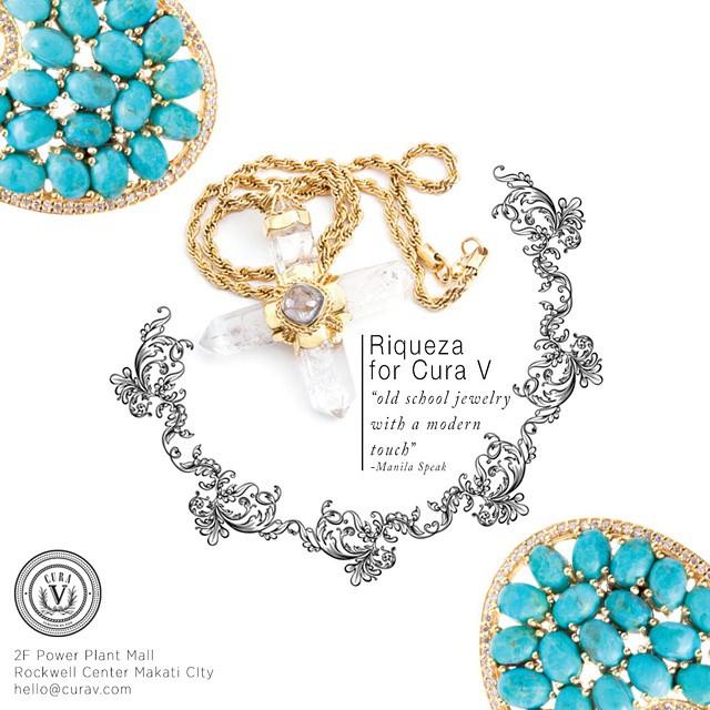 cura V jewellery
