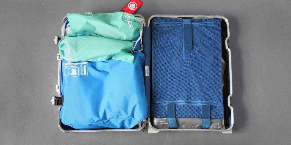 Keep it Neat with Packing Cubes