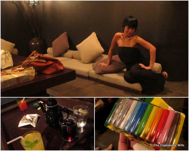 MANILA EATS: Tian Di Spa Bachelorette