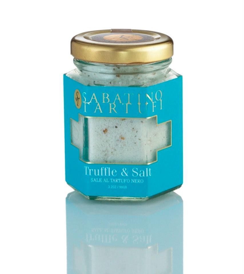 truffles and more truffle salt