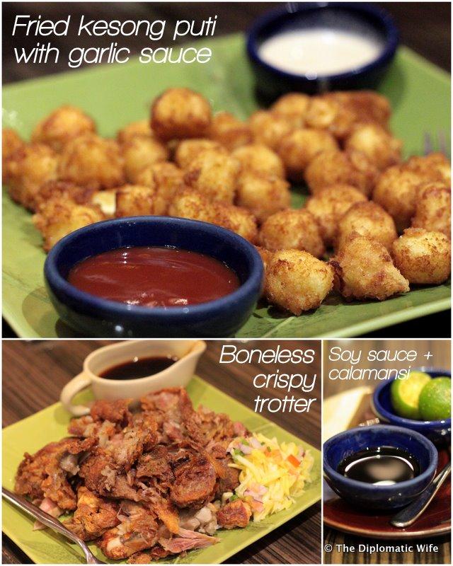 MANILA EATS: Sentro 1771 Modern Filipino Food