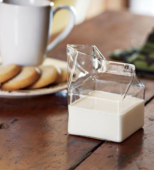 Fred & Friends Half-Pint Creamer