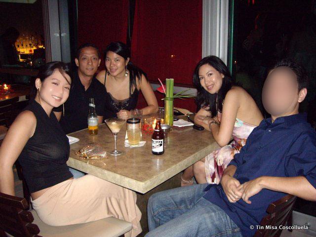 museum cafe greenbelt makati manila