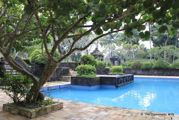 hyatt hotel yogyakarta pool