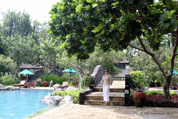 hyatt hotel yogyakarta pool -002