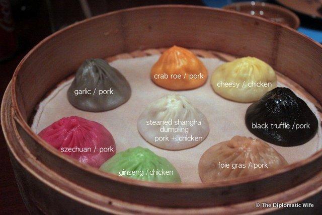 paradise dynasty restaurant xiao long bao pork jakarta