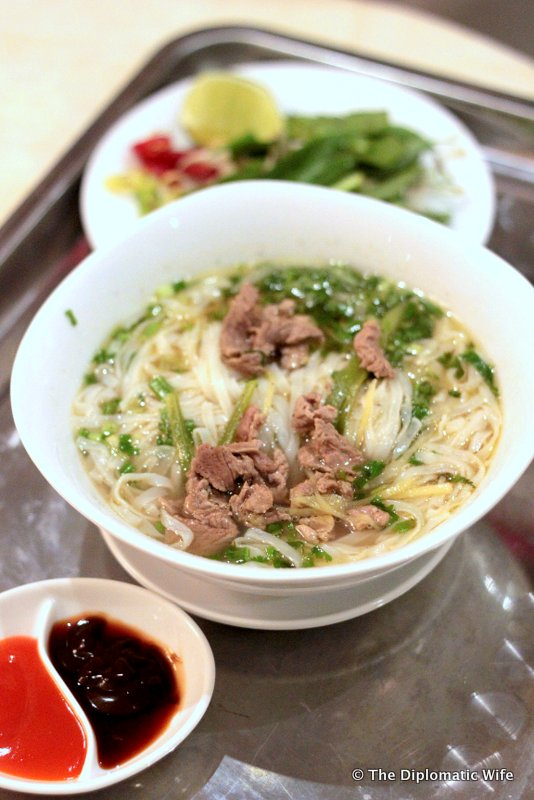 Trying Phở Bò at Different HCMC Restaurants