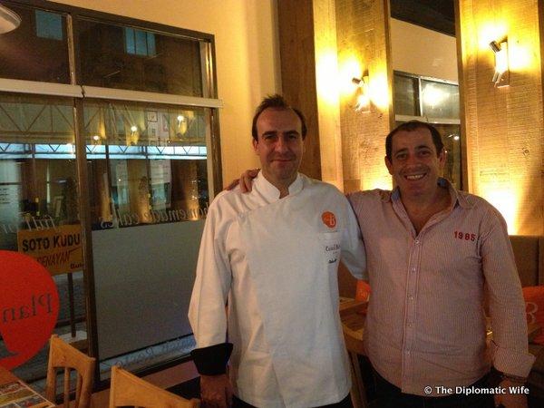 JAKARTA EATS: Plan B Spanish Bistro