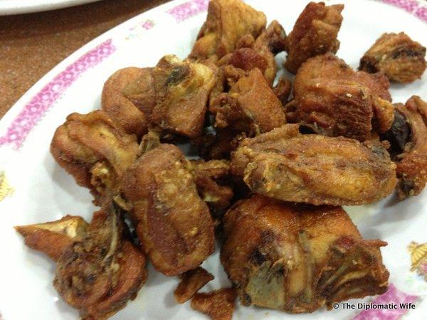 Anke Restaurant Jakarta Pork-004