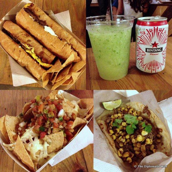 JAKARTA EATS: Taco Local