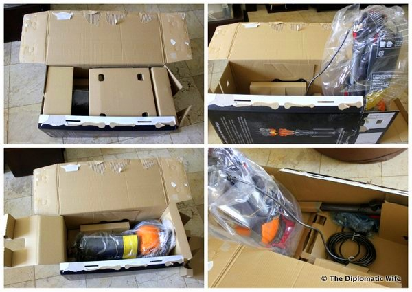 Dyston Vacuum Cleaner DC24-006