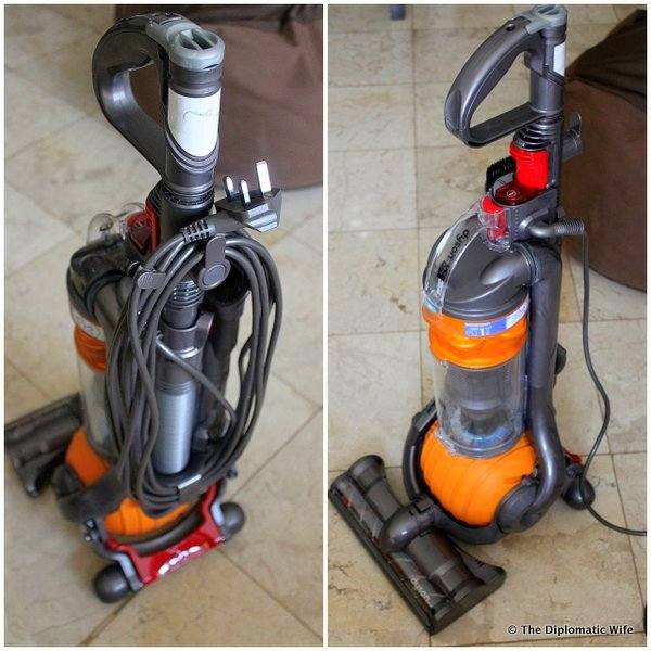 Dyston Vacuum Cleaner DC24-011
