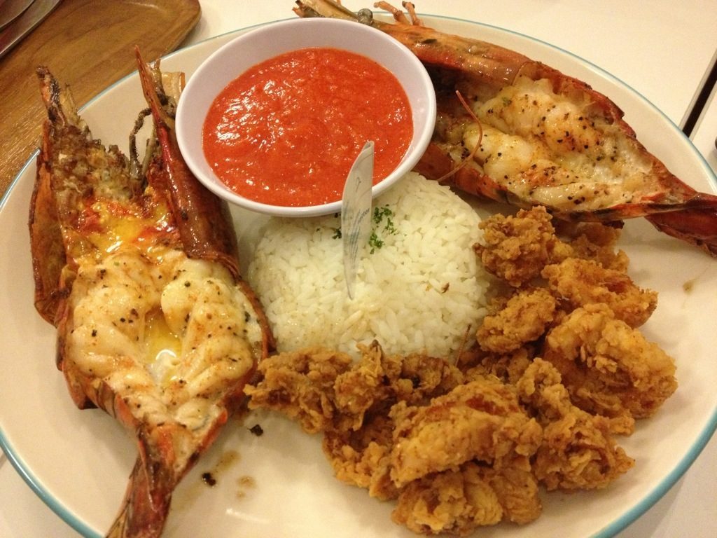 JAKARTA EATS: Cheap Eats at Loobie Lobster