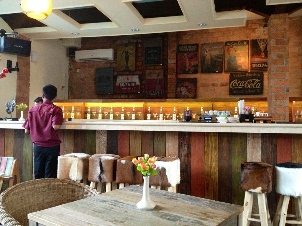 JAKARTA EATS: Lio Gallery Cafe