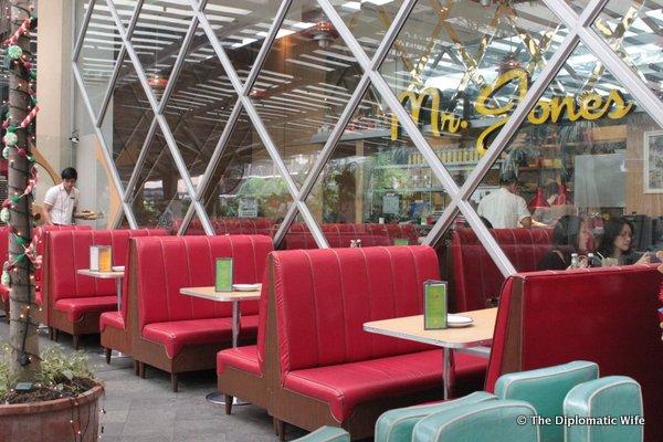 1-Mr Jones Diner Greenbelt