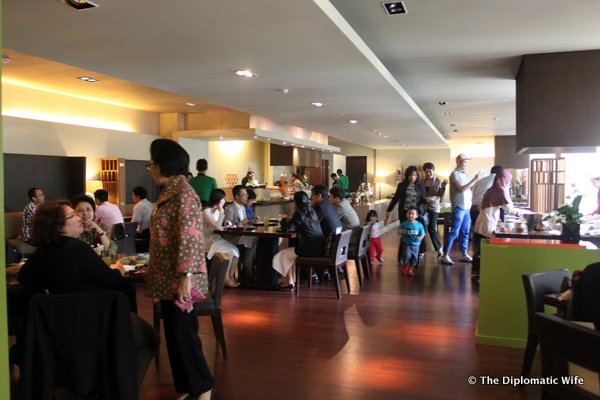 16-Sekitei Saturday Brunch Dharmawangsa Hotel-015