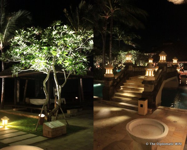 3-Dinner at Eight Degrees South Conrad Bali2