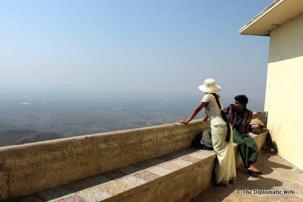 30-Mount Popa Taung Kalat Monastery bagan myanmar-029