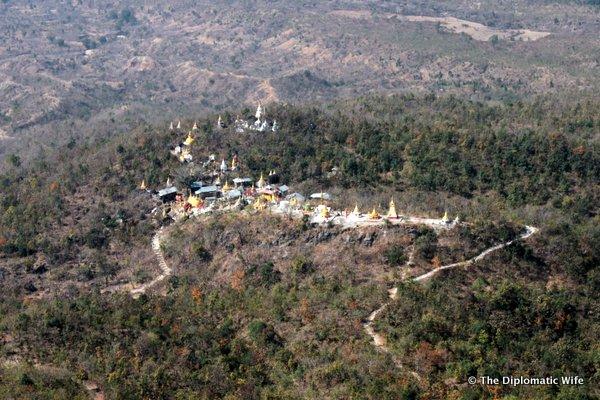 34-Mount Popa Taung Kalat Monastery bagan myanmar-033