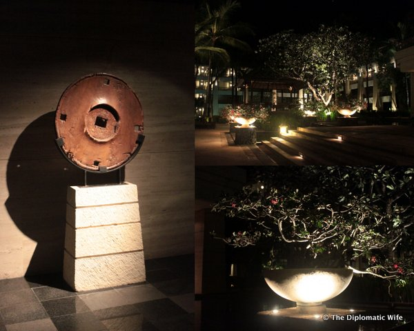 7-Dinner at Eight Degrees South Conrad Bali3