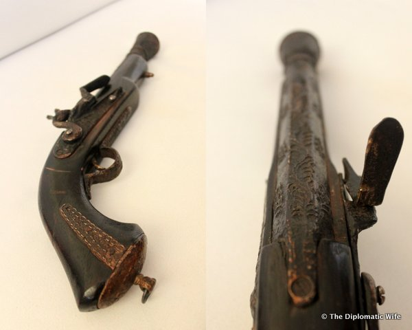 1-TD's Antique gun indonesia