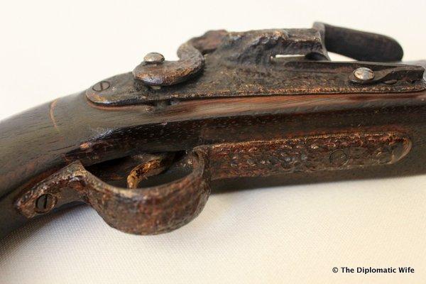 4-TD's Antique gun indonesia-003
