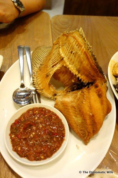 Pandan Seafood Restaurant Jakarta-006