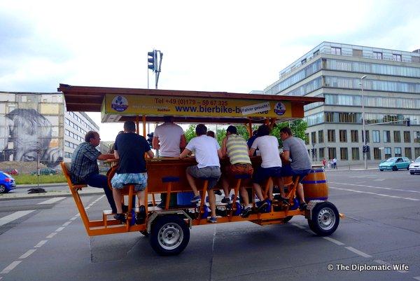 Berlin Beer Bikes