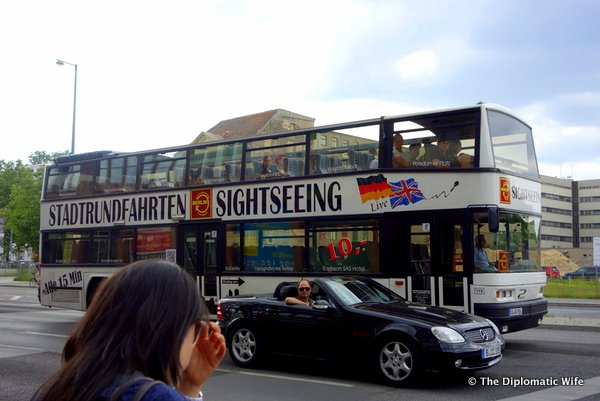 Sightseeing Bus Tours Berlin