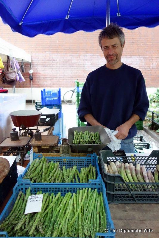 BERLIN BITES: Winterfeldtplatz Farmers Market